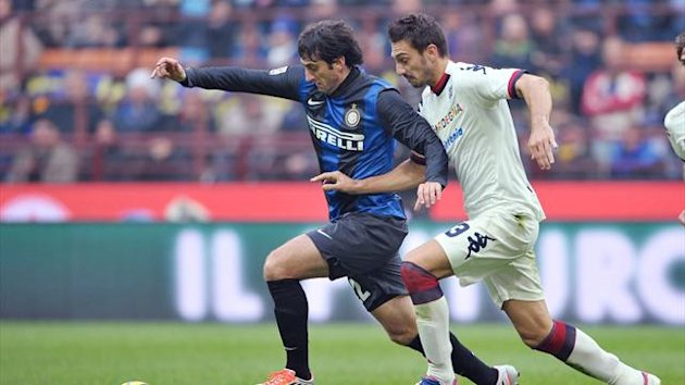 Football Serie A 2012-2013 Inter-Cagliari