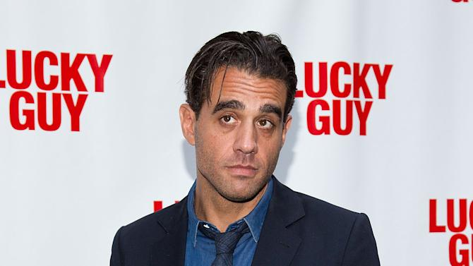 """This April 1, 2013 photo shows actor Bobby Cannavale at the opening night for """"Lucky Guy,"""" in New York. Before the Tony Award nominee became known for his stage work and roles on """"Nurse Jackie"""" and """"Boardwalk Empire,"""" Cannavale was a reader for the Roundabout Theatre Company in the late 1990s _ a low-level guy who runs lines opposite actors auditioning for roles. (Photo by Dario Cantatore/Invision/AP)"""