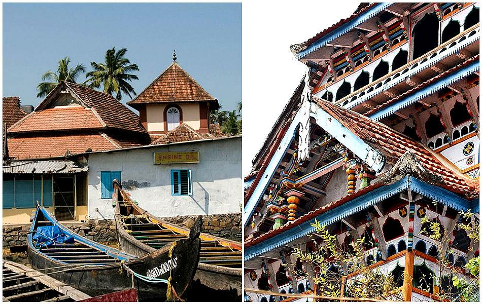 Mosques of Kerala