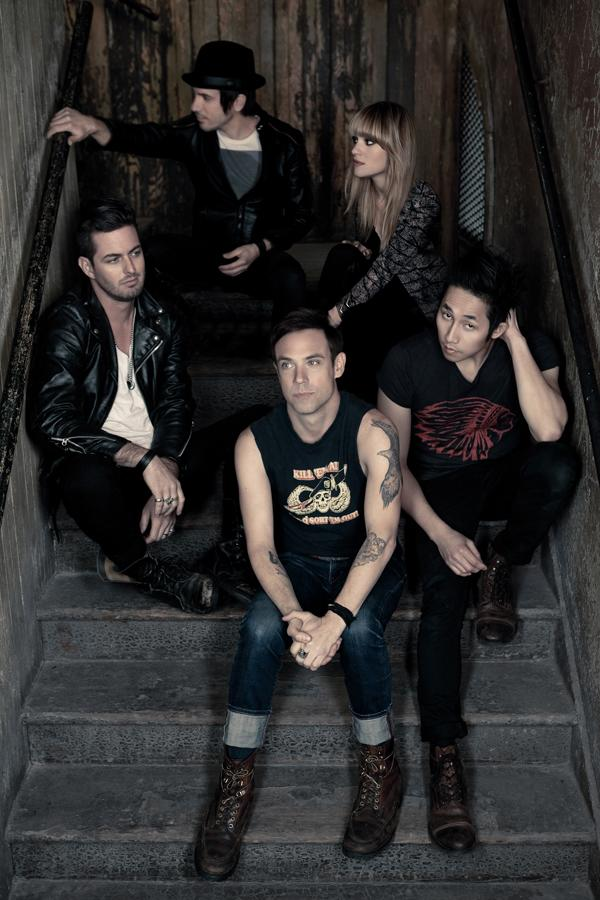 The Airborne Toxic Event Channel Bruce Springsteen on 'The Secret' - Song Premiere