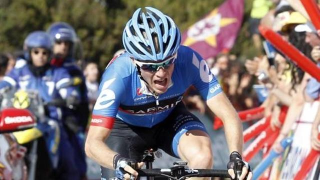 Tour de France - Blooming Talansky nursed towards first Tour