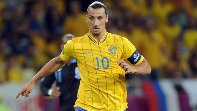 World Cup - Ibra: Finals without me not worth watching
