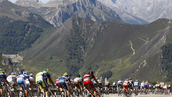 Vuelta a España - Vuelta to start from France in 2017