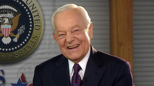 From Nixon to Obama: Schieffer's decades of inaugural coverage