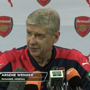 Wenger shocked by Valcke allegations