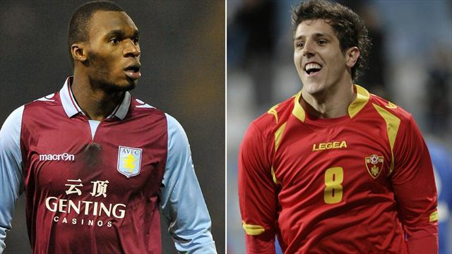 Premier League - Paper Round: Benteke and Jovetic on Arsenal's radar