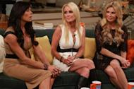 'The Real Housewives Of Beverly Hills' stars Carlton Gebbia, Kim Richards and Brandi Glanville -- Access Hollywood
