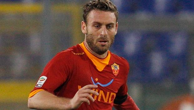 "All-Star: AS Roma midfielder Daniele De Rossi says ""USA is 10 years ahead of Italy and Europe"""