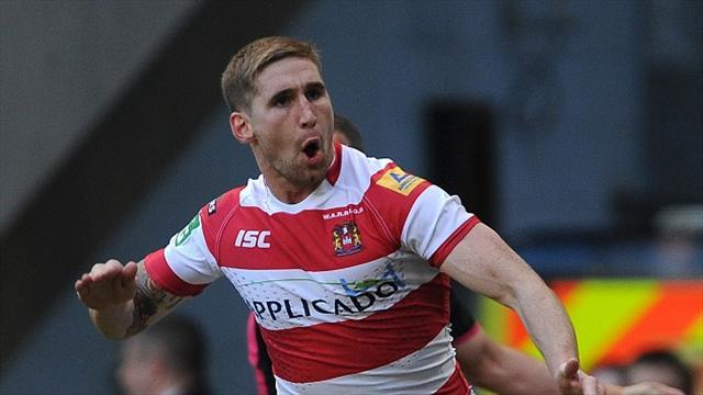 Rugby League - Tomkins keen to show who's boss