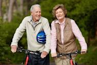 For middle-aged women, just a few bike rides per week could reduce risk of cardiac problems, according to new research