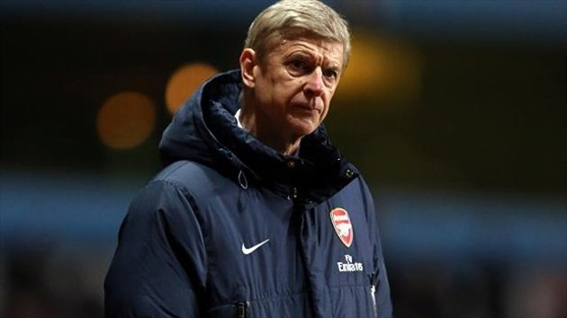 Arsene Wenger's Arsenal side face a tough run of fixtures