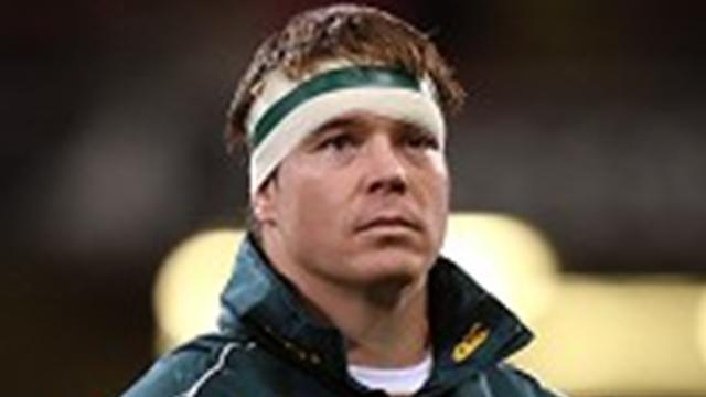 Super Rugby - South African Smit to return to Sharks as CEO