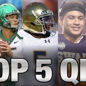 Top 5 Quarterbacks In The ACC | ACC Now