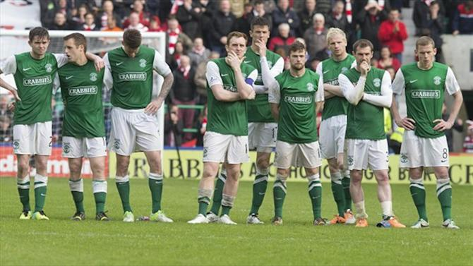 Scottish Premiership - Petrie apologises to Hibs fans