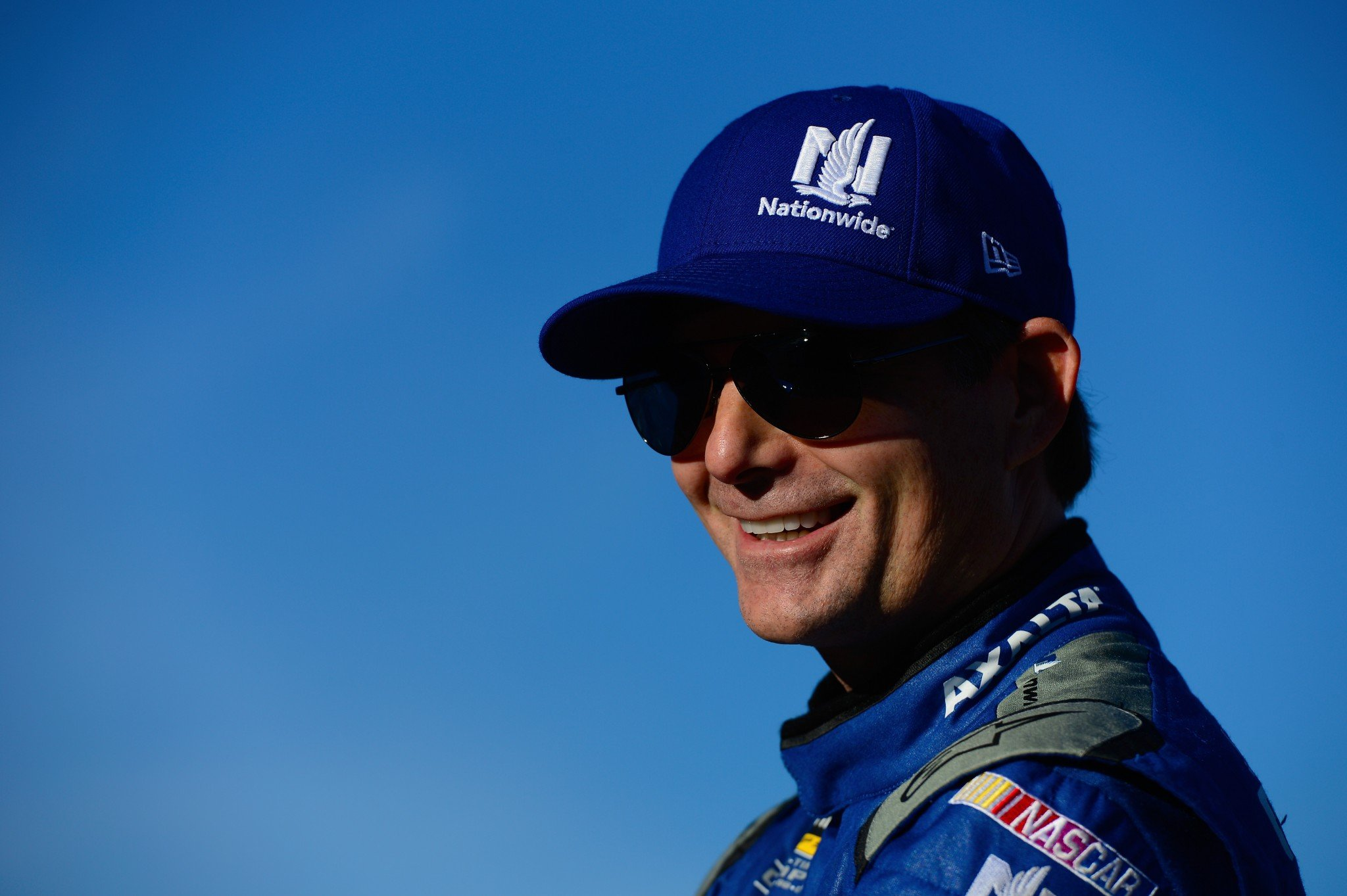 Jeff Gordon drove in eight races in 2016 after he retired followed the 2015 season. (Getty)