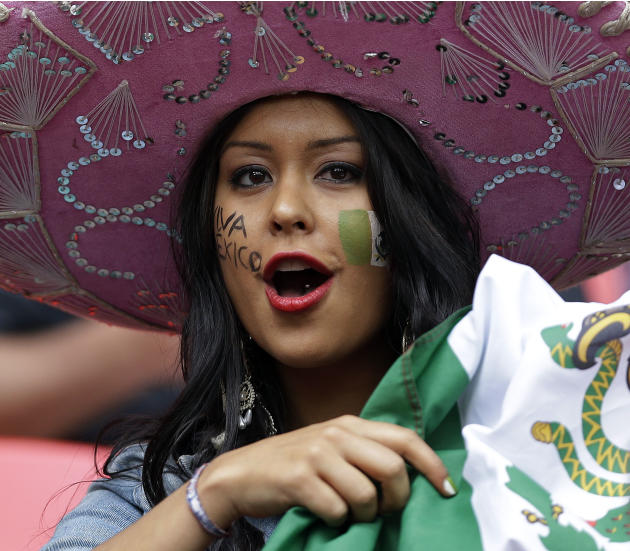 México vs Senegal