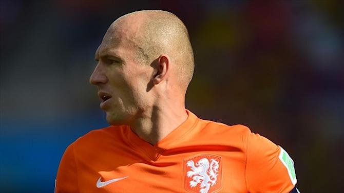 World Cup - Robben keen to move on from dive