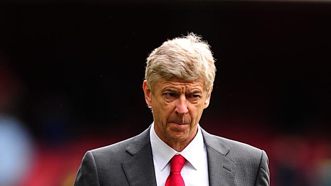Arsene Wenger has backed his signings to fill the void left by Robin van Persie