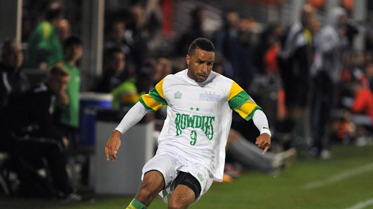 Tampa Bay Rowdies v DC United