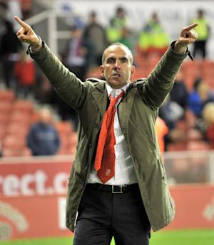 Paolo Di Canio insists he is not interested in taking the Bolton job