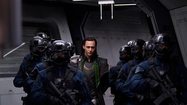 The Avengers 2012 Paramount Tom Hiddleston