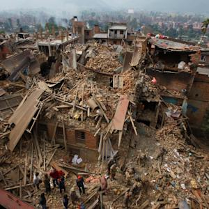 Nepal Is Still Reeling From The Effects Of A Devastating Earthquake