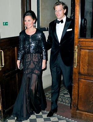 Pippa Middleton, Boyfriend Nico Jackson Look Stunning at London Gala: Jaw-Dropping Picture