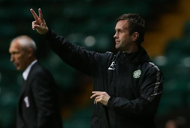 Celtic manager Ronny Deila says Sunday's title party against Inverness Caledonian Thistle will be the first of many with him in charge of the Glasgow giants