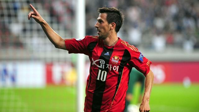 Asian Football - FC Seoul eye Champions League final after first leg win