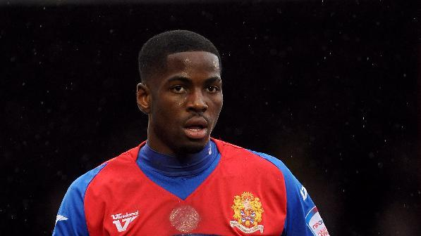 Abu Ogogo recently signed a new deal with Dagenham