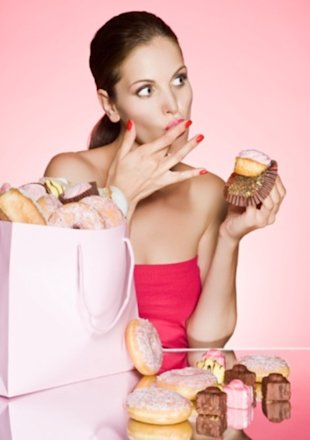 Must. Eat. Sugar. NOW! Craving control is all about changing your thinking. Here's how