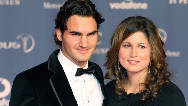 Tennis - Federer and wife celebrate second set of twins