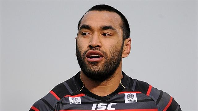 Rugby League - Dragons angry at Taia ban