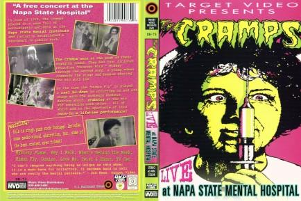 Napa State Mental Hospital | The Cramps