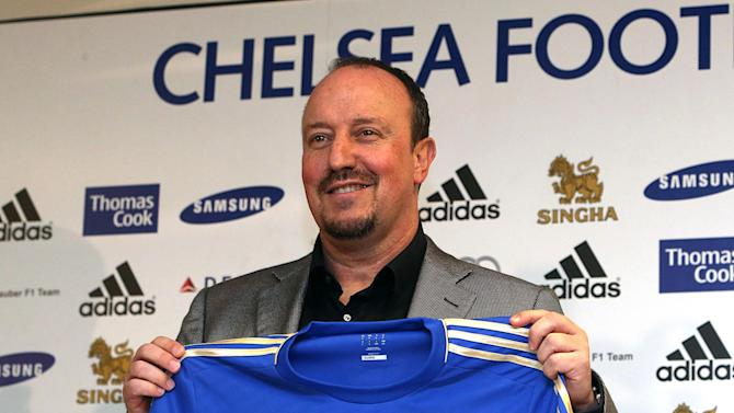 Rafael Benitez is hopeful Chelsea's fans will be pleased with the end result