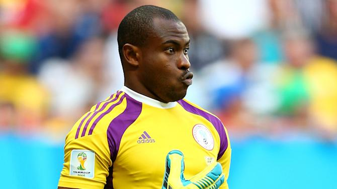 Nigeria vs. Cameroon: Super Eagles start life without Enyeama