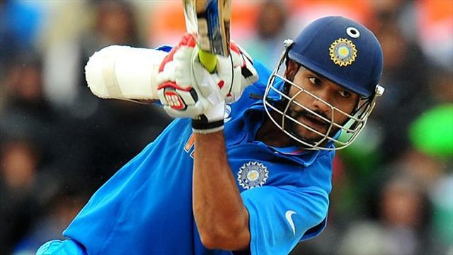 Cricket - Rain washes out fourth ODI between India and Australia