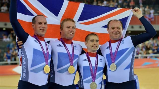 British one-two in Paralympic tandem sprint