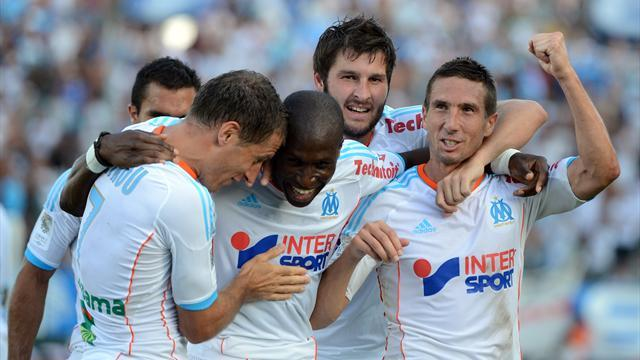 Ligue 1 - Cheyrou lifts Marseille back to second