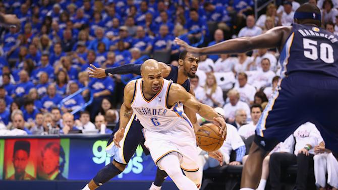 Memphis Grizzlies v Oklahoma City Thunder - Game Two