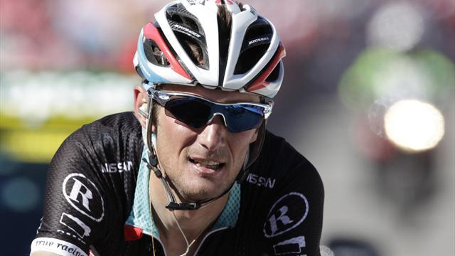 Tour de France - Frank Schleck banned, to miss 2013 Tour