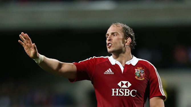 Rugby Union - Alun-Wyn Jones File Photo