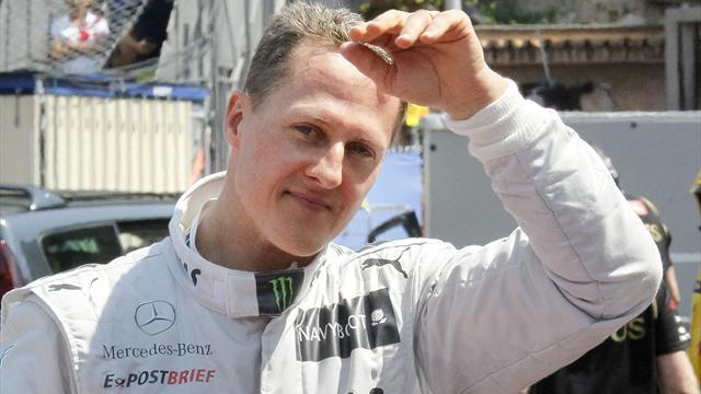 Formula 1 - Schumacher speculation should be ignored, says manager