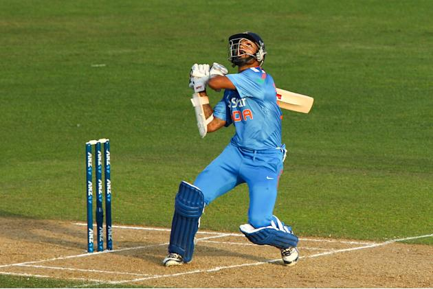 New Zealand v India ODI: ANZ International Series v India
