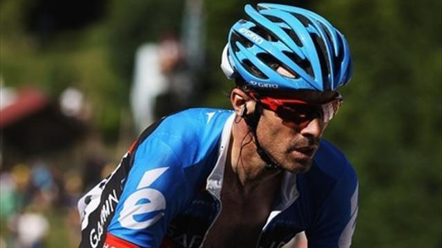 Tour de France - Millar rues second missed chance for yellow jersey
