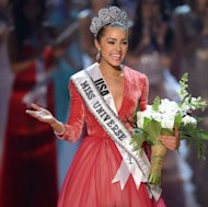 US woman crowned Miss Universe 2012