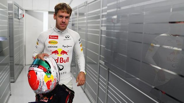 2012 Japanese GP Red Bull Vettel