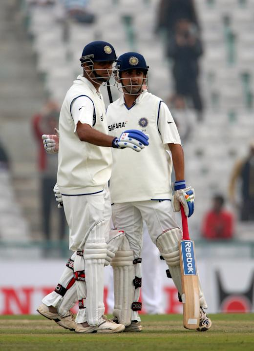 India v England - 2nd Test Day Two