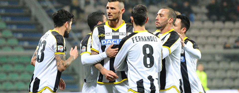 Video: Sassuolo vs Udinese