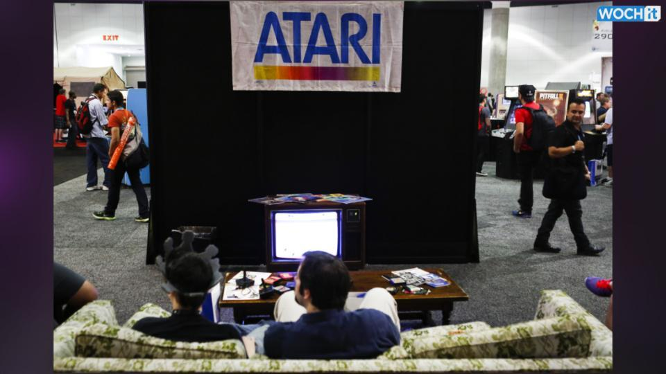 Search For Old Atari Games To Go On In New Mexico
